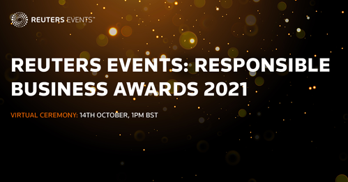 Reuters Responsible Business Awards Celebrating Sustainable Companies