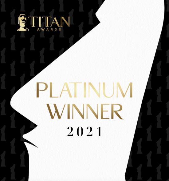 Templeton Wins 2 TITAN Business Awards