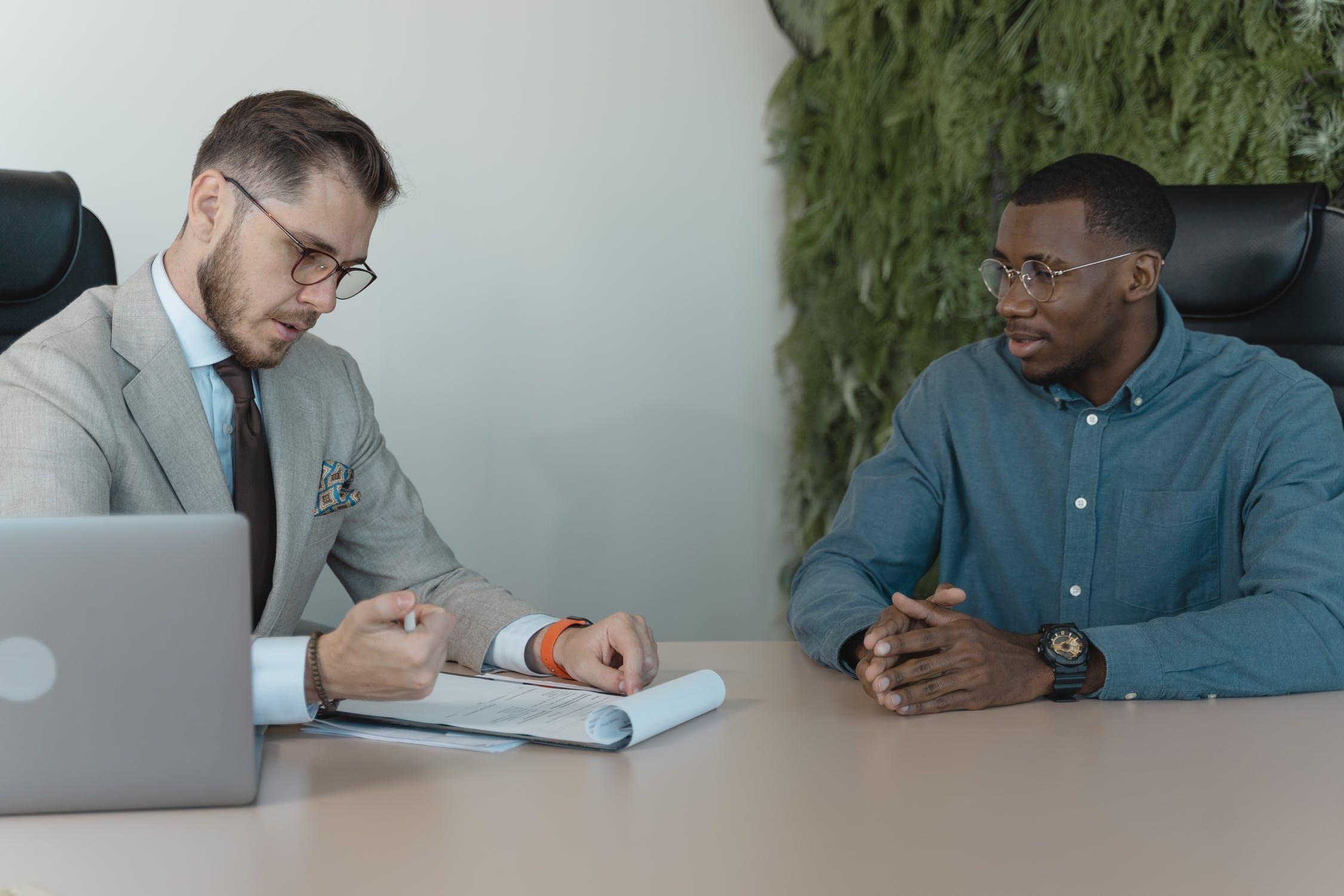 Feedback & Job Interview Questions